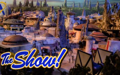 Attractions – The Show – D23 Expo 2017 et Star Wars Galaxy's Edge modèle