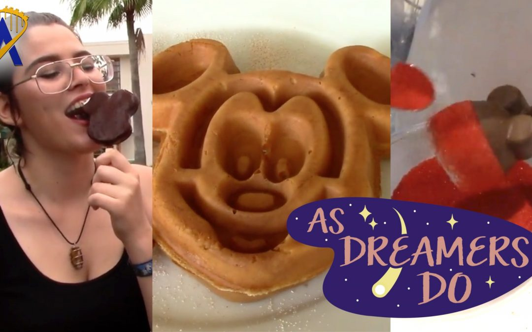 As dreamers do » – Tous les repas en forme de Mickey à Walt Disney World
