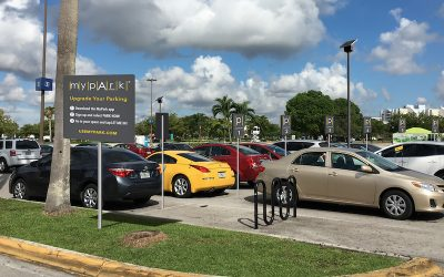 L'application self-parking MyPark facilite le shopping aux visiteurs d'Orlando