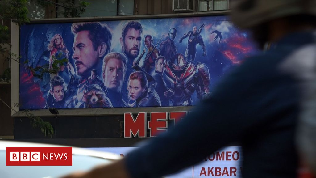Avengers: Endgame bat les records du box-office avec des débuts de 1,2 milliard de dollars