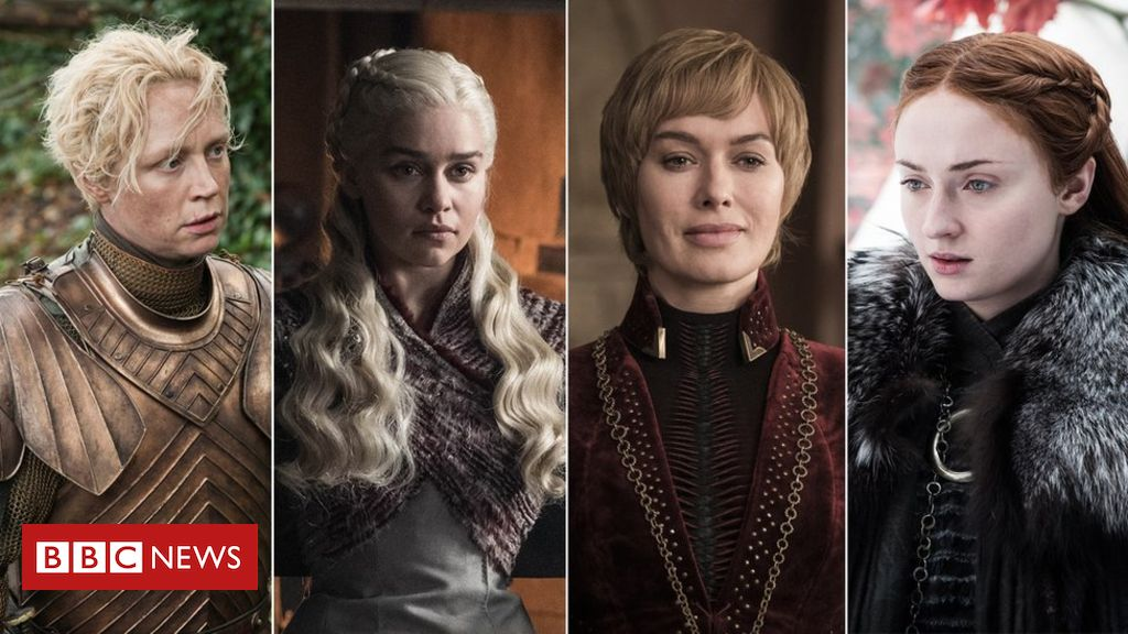 Game of Thrones: Combien parlent ses personnages féminins?