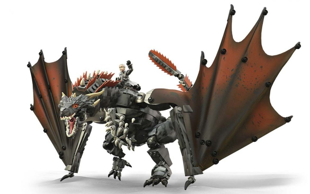 Les jouets de construction 'Game of Thrones' venant de Mega Construx (Exclusif)