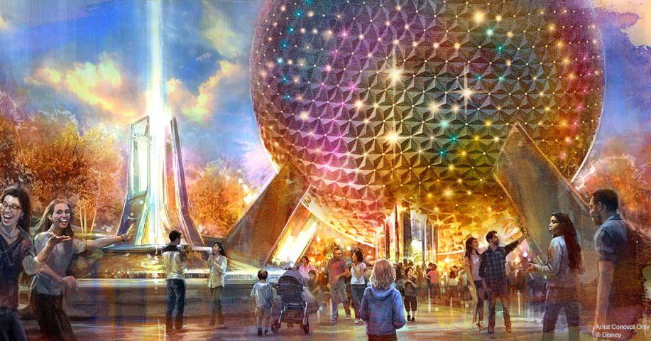 Comment Disney reconstruit Epcot: Guardians, Mary Poppins & Spaceship Earth