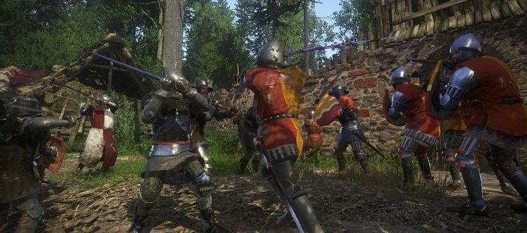 Kingdom Come: Le jeu des trônes de Deliverance Total