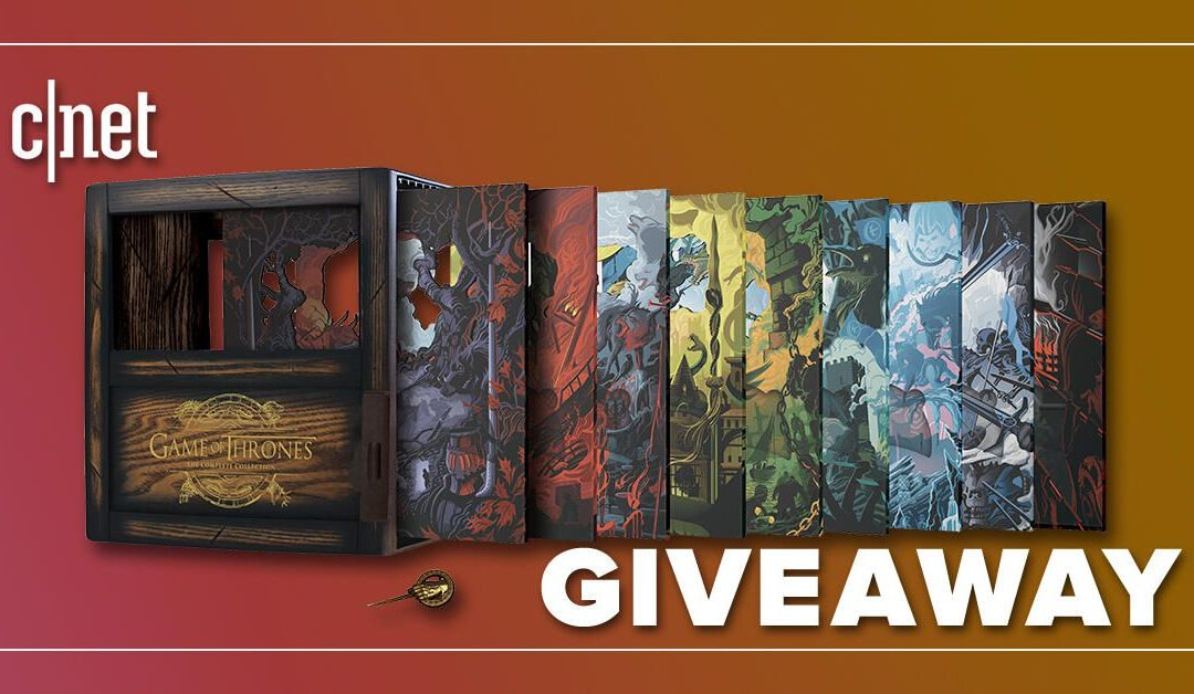 Gagnez une édition limitée de Blu-ray Game of Thrones: The Complete Collection *