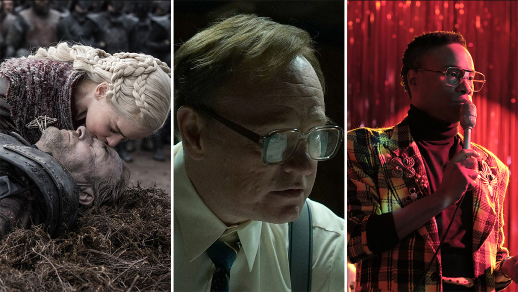 'Chernobyl', 'Game Of Thrones' dans le top 10 – échéance