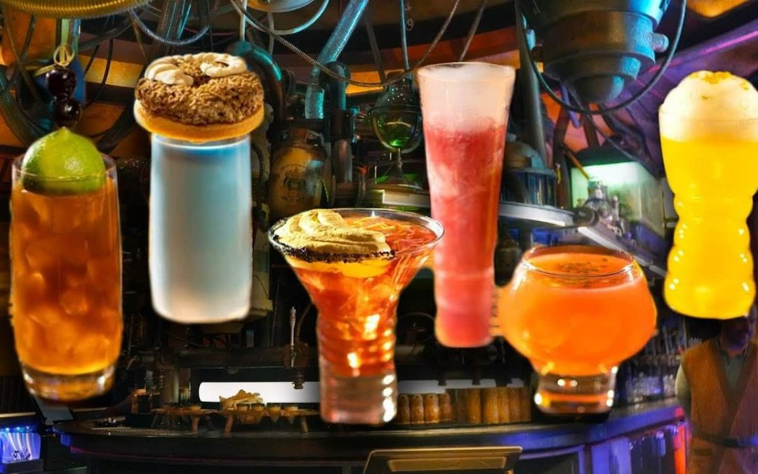 Disney Drink Guide: Oga's Cantina At Star Wars: Galaxy's Edge
