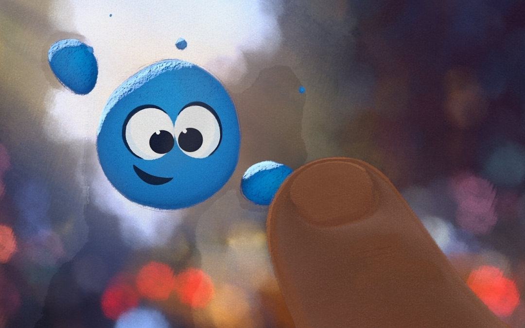 "Disney + Review: ""Drop"" (court-circuit de Walt Disney Animation Studios)"