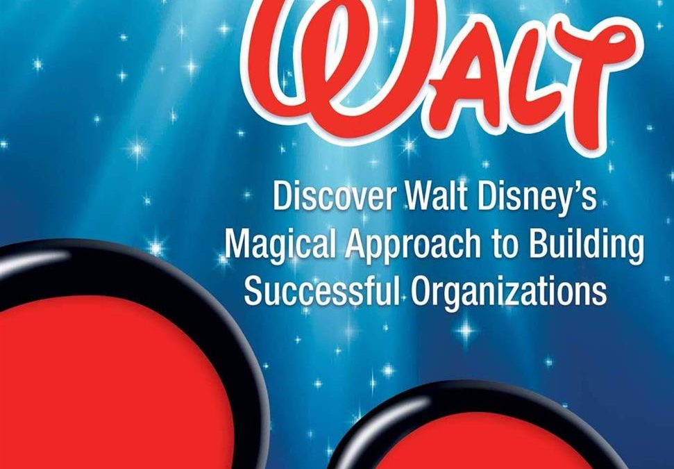 Walt Disney à travers l'optique du leadership