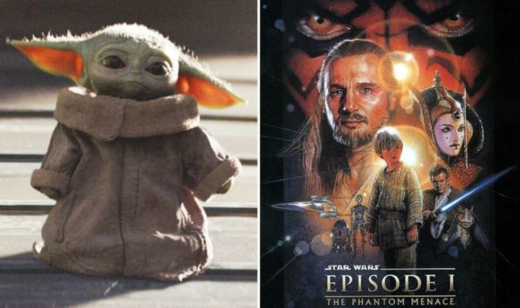 Ouverture de Star Wars The Phantom Menace en miroir dans l'épisode 5 de The Mandalorian | Films | Divertissement