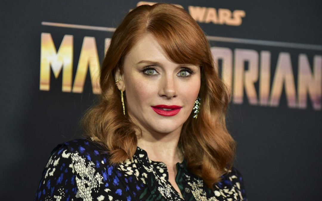 Why Bryce Dallas Howard Kept Her Last Name and Famous Dad a Secret in College