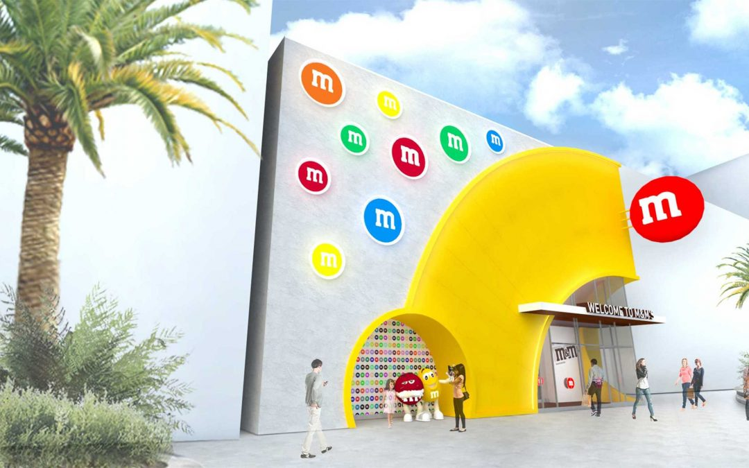 New M&M's Retail Store in Disney Springs to Open Thanksgiving 2020