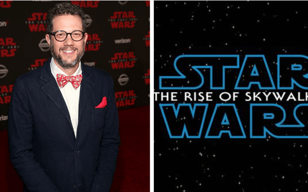 'Star Wars' Composer Michael Giacchino is in 'Rise of Skywalker'