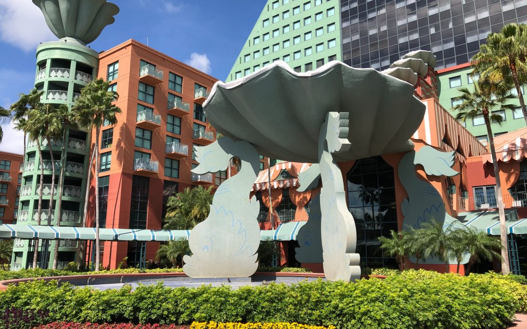 Walt Disney World Swan and Dolphin Resort Offering 30% Off Reservations for Annual Passholders