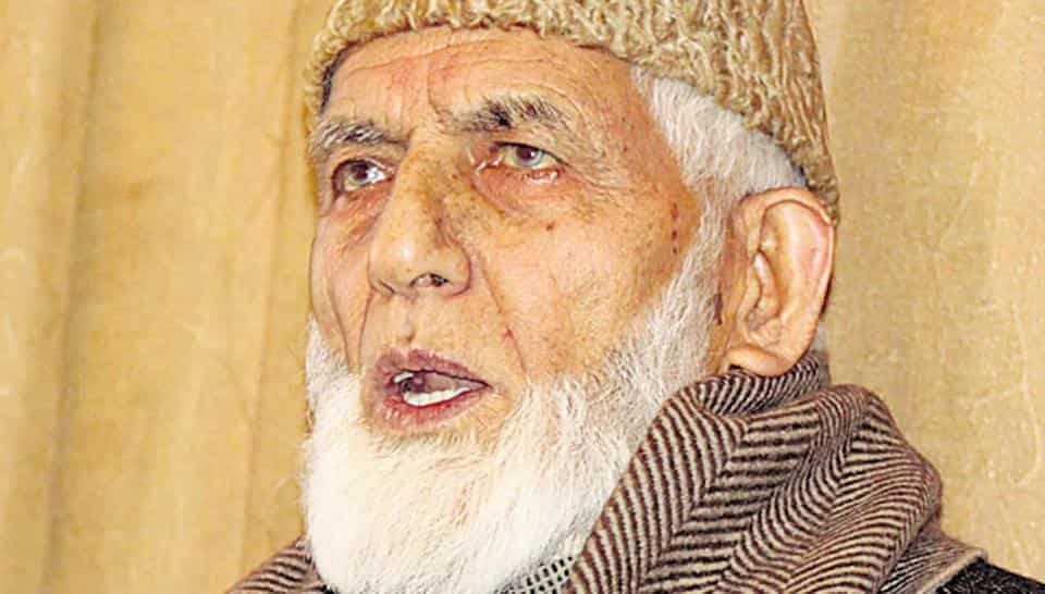 News updates from Hindustan Times: Syed Ali Shah Geelani resigns as chairman of Hurriyat Conference and all the latest news – india news