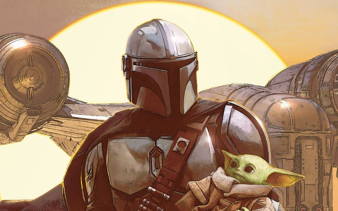 Star Wars: The Mandalorian coming to comic books