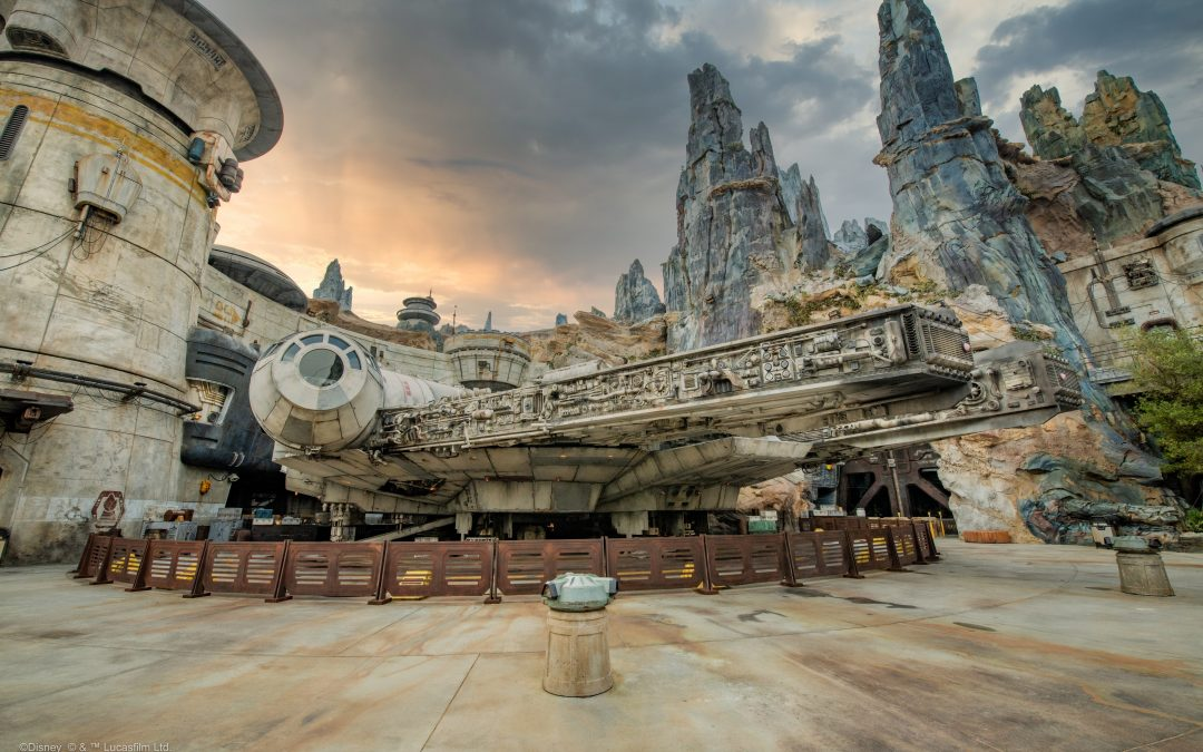"""Proposed """"Relaxation Zone"""" Mask-Free Locations Revealed for Disney's Hollywood Studios"""