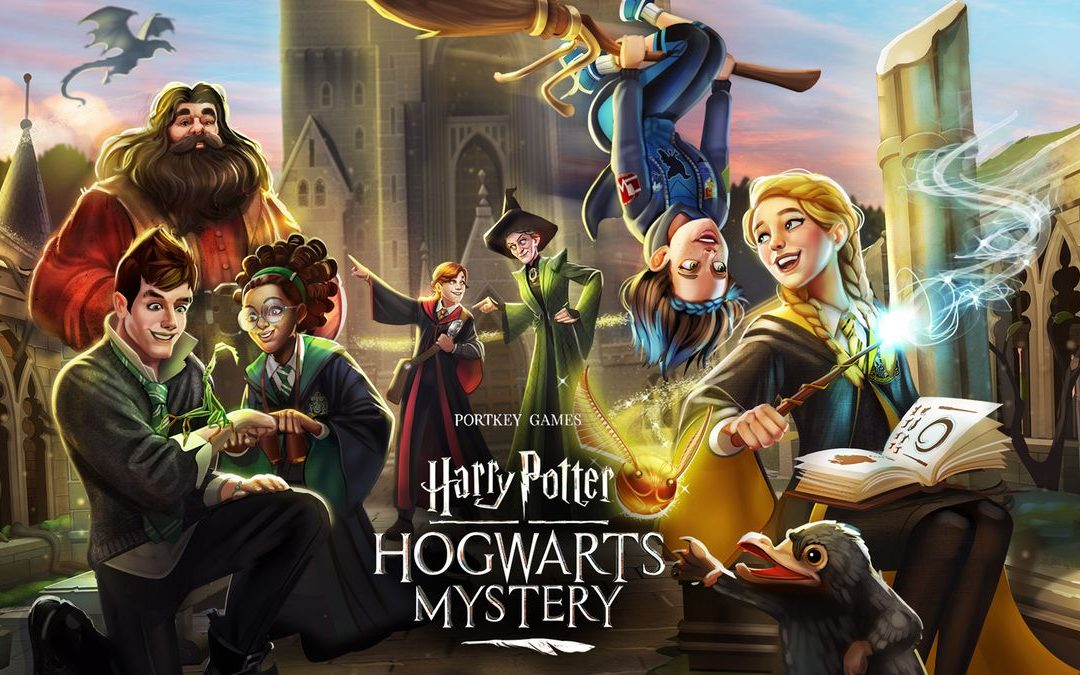Hogwarts Mystery Award-Winning Developers Say Mobile Gaming Is The Future Of Entertainment