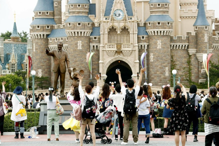 Tokyo's Disneyland Reopens After Nearly 4 Months Shut
