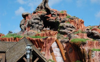 "Disney ""Reimages"" Splash Mountain to Princess and The Frog"
