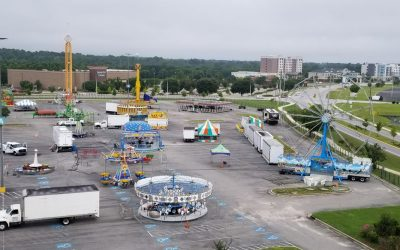 Florence Center Carnival begins Friday with extensive safety measures in place