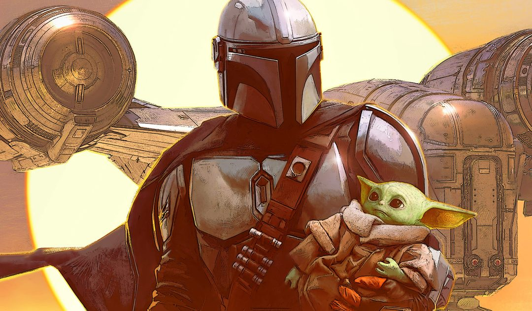 The Mandalorian Universe Expands with New Star Wars Books and Comics