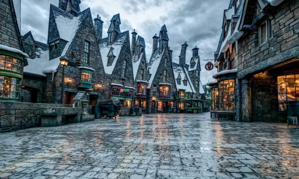 Warner Bros could release an open-world Harry Potter RPG in late 2021
