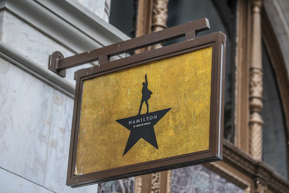 'Hamilton' the movie is coming exclusively to Disney Plus this week