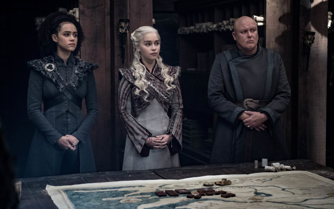 Emilia Clarke bares all ahead of Game Of Thrones final