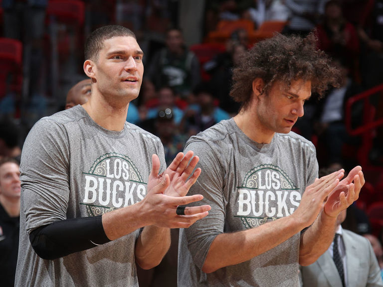 Brook Lopez challenges Silver to keep him, Robin out of Disney theme park