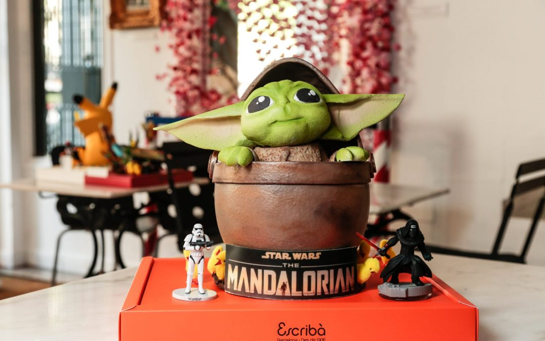 Mandalorian cereal with Baby Yoda marshmallows is too cute