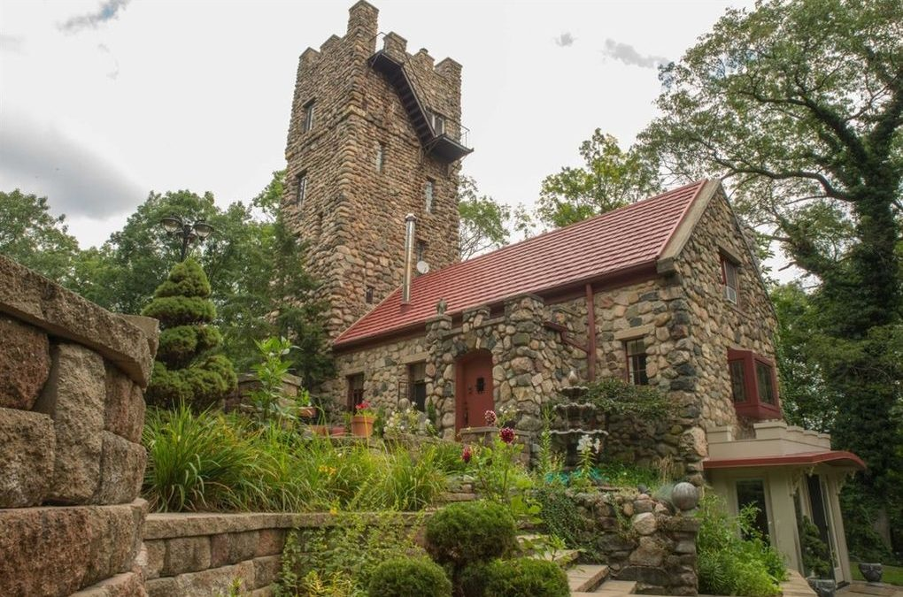 This $529k majestic Michigan castle is the perfect place to write the next 'Harry Potter'
