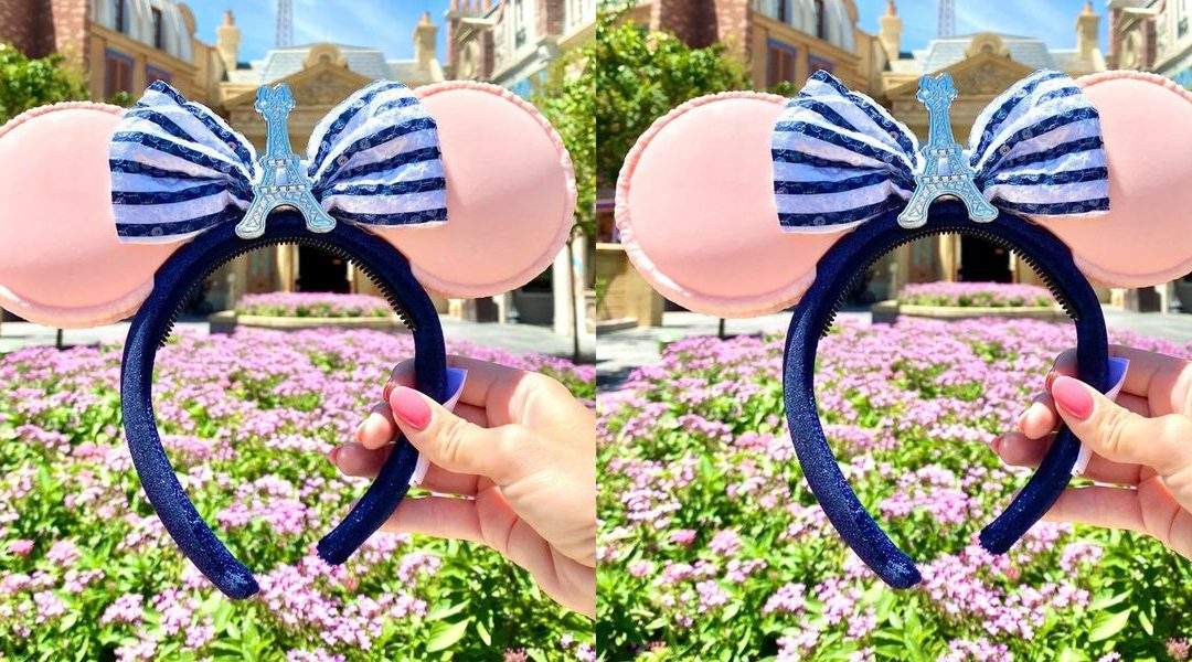 Disney Is Selling New Minnie Mouse Ears That Look Like Macarons