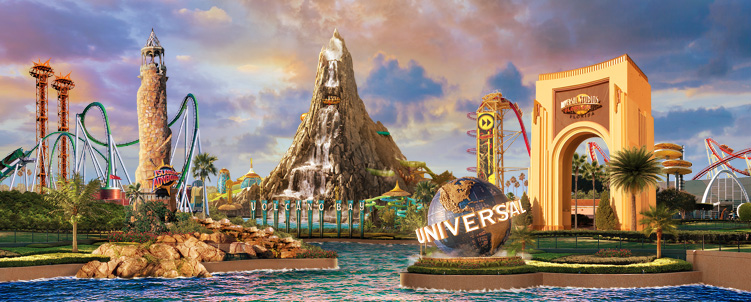 Universal Orlando Is Operating at 25%, Says Comcast CEO