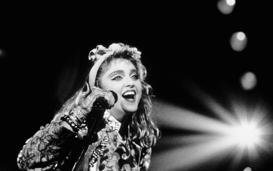 Madonna Is Directing a Biopic About Madonna