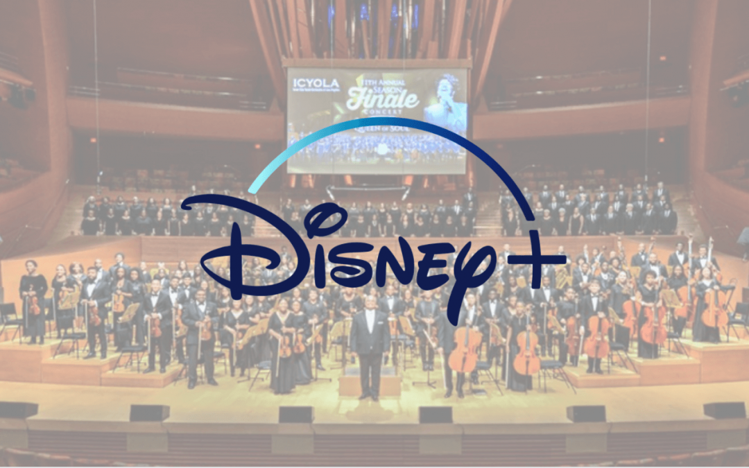 Disney Developing Movie About Inner City Youth Orchestra LA