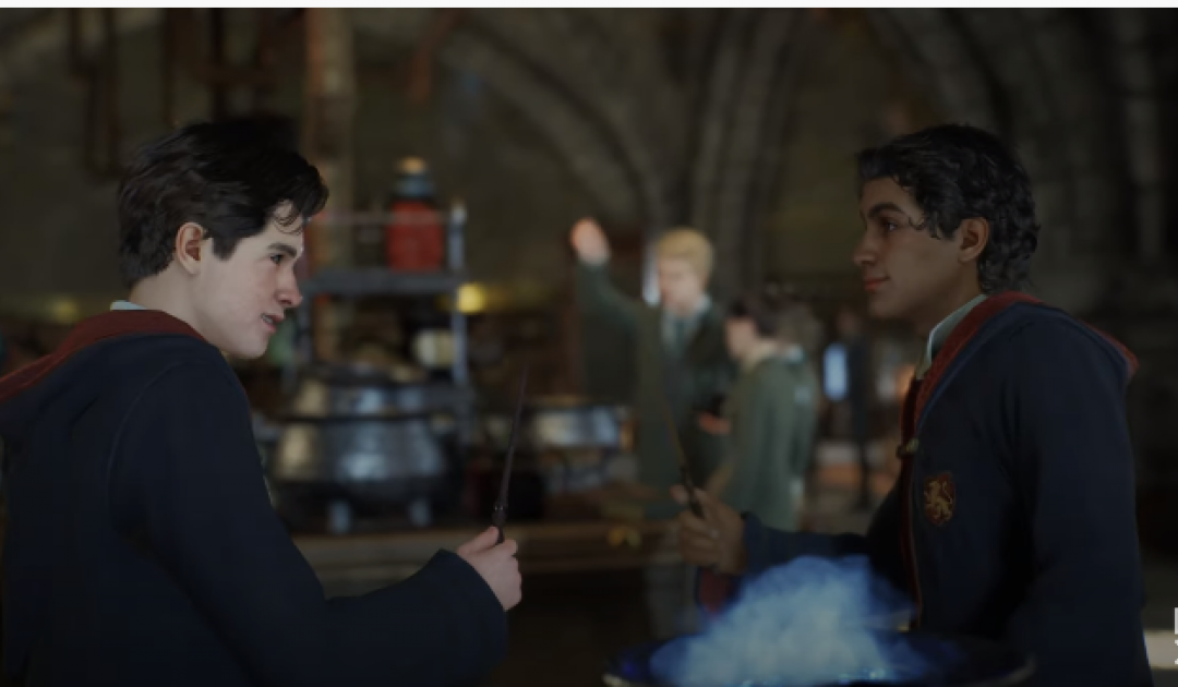 AT&T Inc. (NYSE: T), Microsoft Corporation (NASDAQ: MSFT) – Warner Bros dévoile le RPG Harry Potter pour PlayStation, Xbox