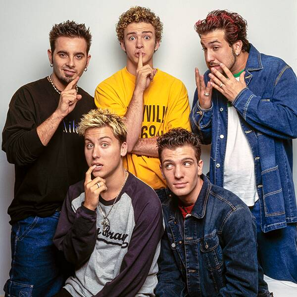 Photos from 25 Facts About 'N Sync