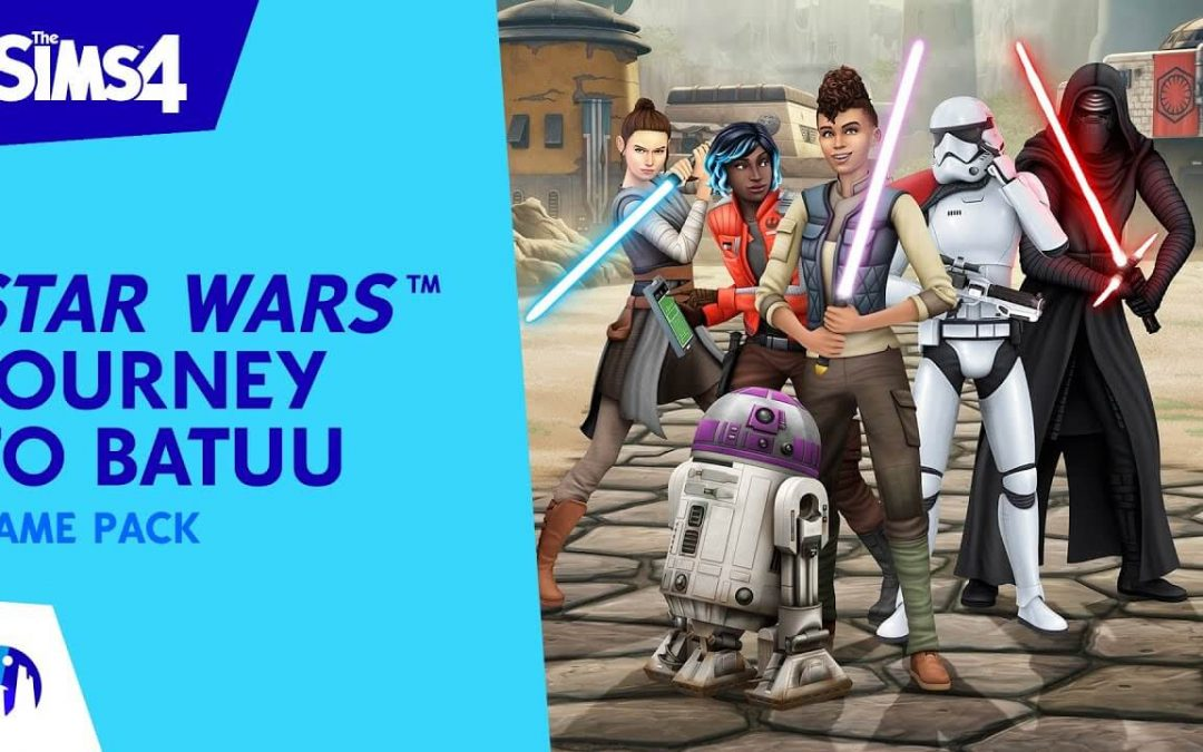 The Sims 4: Star Wars – Journey to Batuu Review